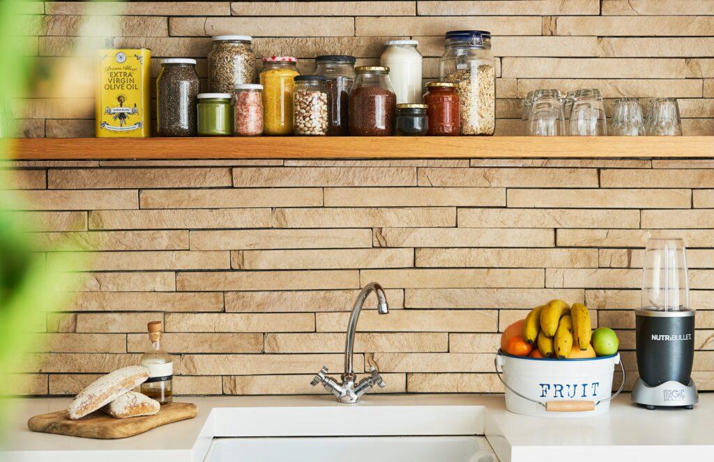 Gezonde voeding in jouw keuken en voorraadkast
