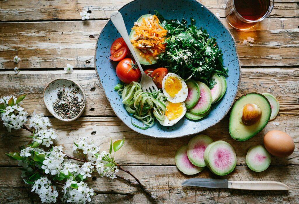 Voeding versus vulling